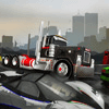 18 Wheeler Traffic Jam Game Online