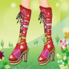 Boot Makeover Game Online