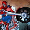 Spiderman Ride Game Online