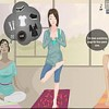 Yoga Dresses Game Online